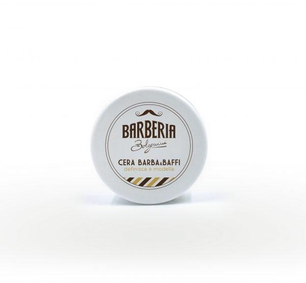 BARBERIA BOLOGNINI <br> CERA <br> BARBA & BAFFI