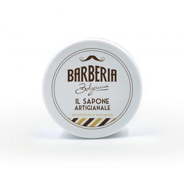 BARBERIA BOLOGNINI <br> SAPONE <br> ARTIGIANALE