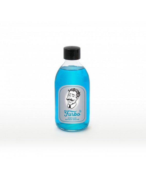 FURBO VINTAGE BLUE AFTER SHAVE 300 ML - DOPOBARBA
