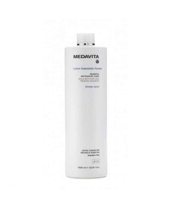 MEDAVITA LOTION CONCENTREE HOMME SHAMPOO ANTICADUTA UOMO pH 4.8 1000 ml