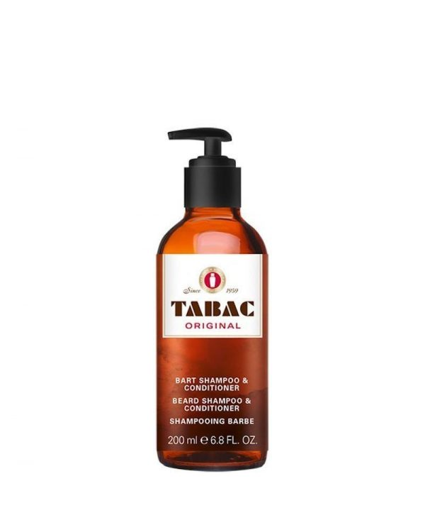 TABAC ORIGINAL BEARD SHAMPOO & CONDITIONER 200 ML