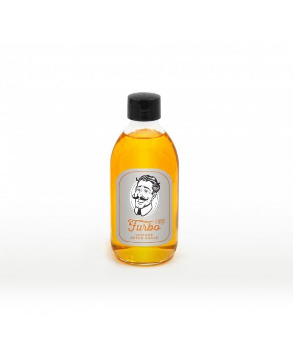 FURBO VINTAGE ORANGE AFTER SHAVE 300 ML - DOPOBARBA
