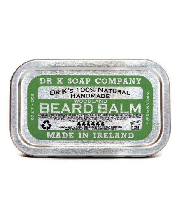 DR K SOAP WOODLAND - Balsamo barba 50gr