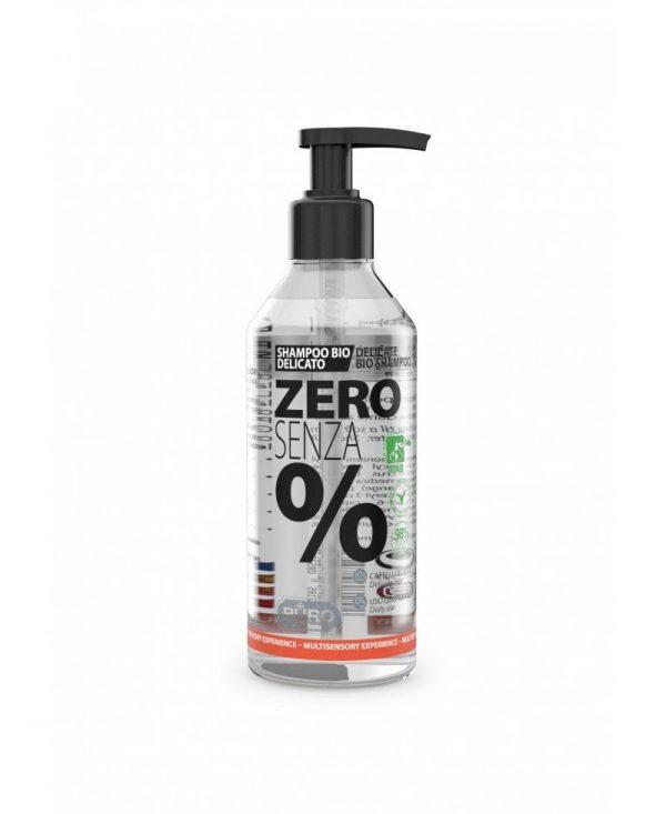 Shampoo Zero SENZA% BIO 250 ml – DELICATO