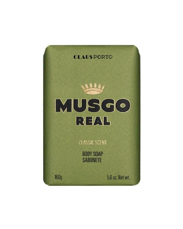 MUSGO REAL <br> CLASSIC SCENT <br> DETERGENTE SOLIDO