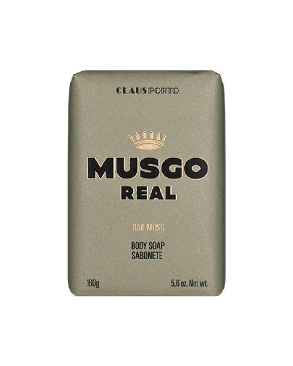 MUSGO REAL <br> OAK MOSS <br> DETERGENTE SOLIDO