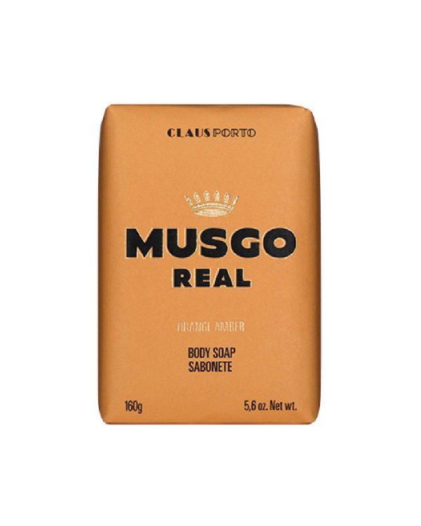 MUSGO REAL <br> ORANGE AMBER <br> DETERGENTE SOLIDO