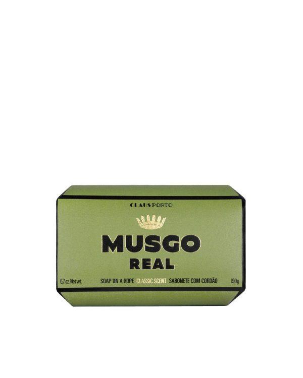 MUSGO REAL <br> CLASSIC SCENT <br> DETERGENTE CON CORDA