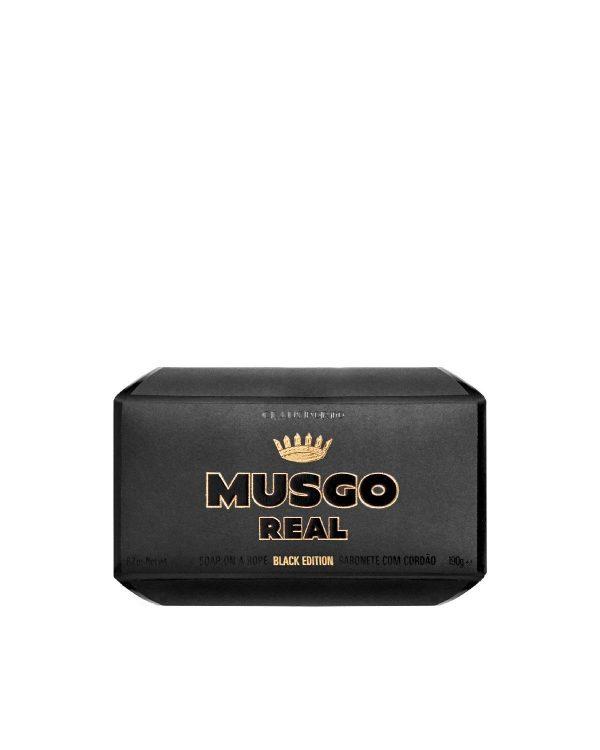 MUSGO REAL <br> BLACK EDITION <br> DETERGENTE CON CORDA