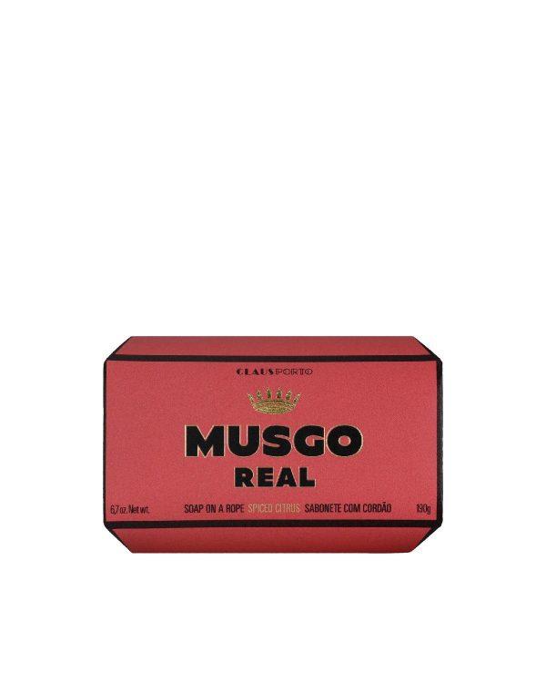 MUSGO REAL <br> SPICED CITRUS <br> DETERGENTE CON CORDA