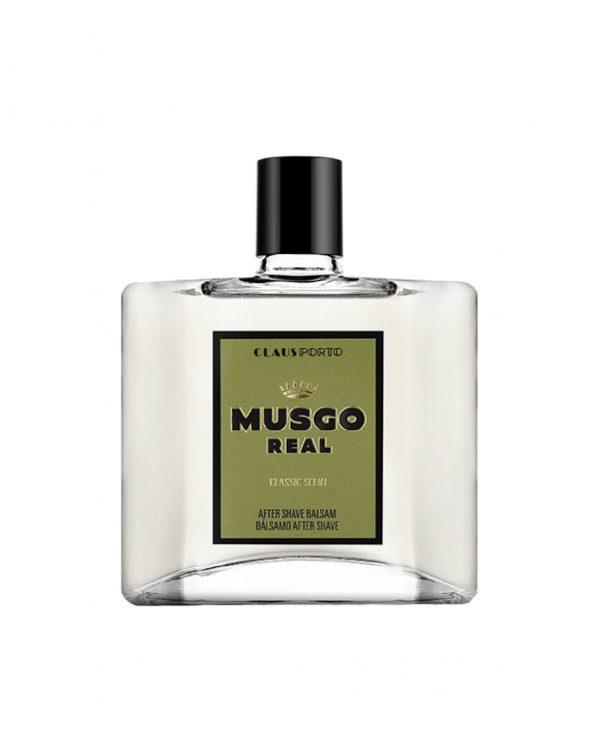 MUSGO REAL <br> BALSAMO DOPOBARBA <br> PROTETTIVO