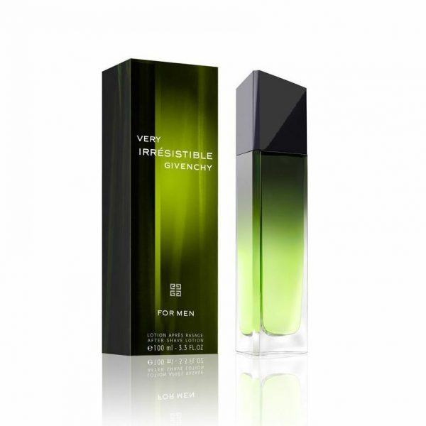 GIVENCHY <br> VERY IRRESISTIBLE <br> AFTER SHAVE LOTION