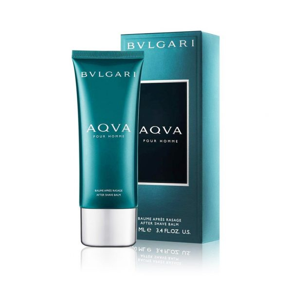 BVLGARI <br> AQVA MARINE <br> AFTER SHAVE BALM