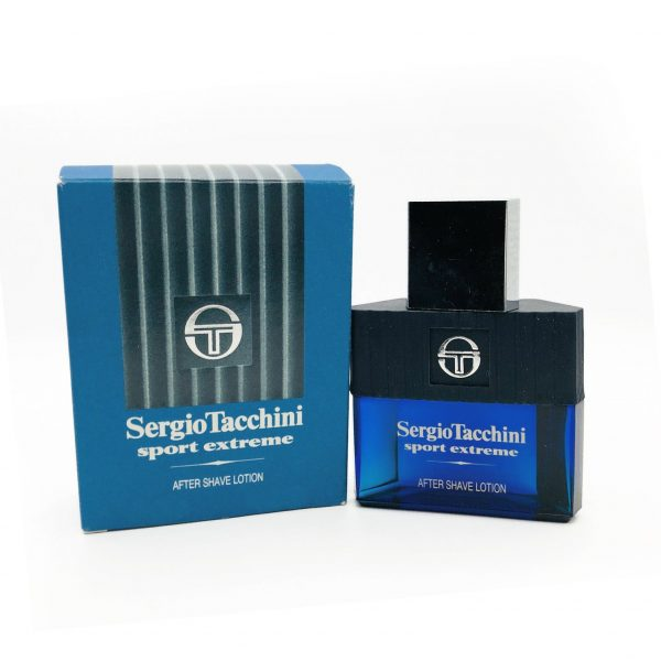 SERGIO TACCHINI <br> SPORT EXTREME <br> AFTER SHAVE LOTION