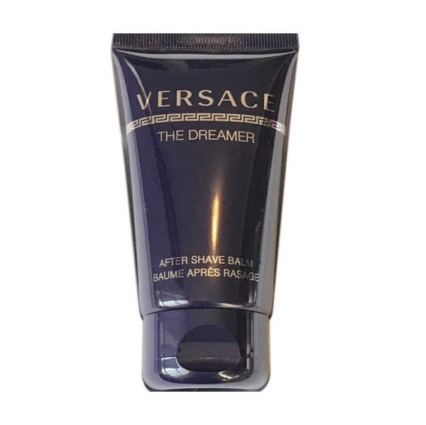 VERSACE <br> AFTER SHAVE BALM <br> THE DREAMER
