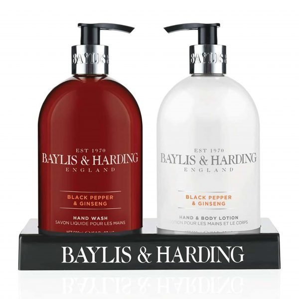 BAYLIS & HARDING <br> PEPE NERO & <br> GINSENG