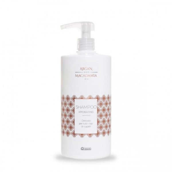 BIACRÈ <br> ARGAN AND MACADAMIA <br> SHAMPOO