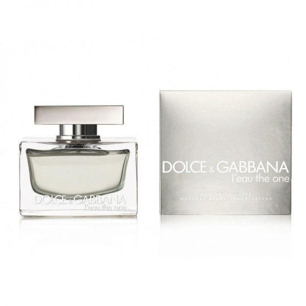 DOLCE&GABBANA <br> L'EAU THE ONE <br> FOR HER