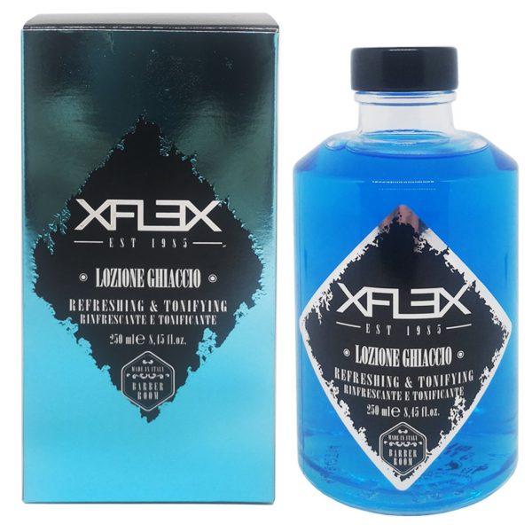 XFLEX <br> LOZIONE <br> GHIACCIO