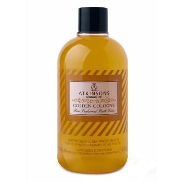 ATKINSONS BAGNOSCHIUMA GOLDEN COLOGNE