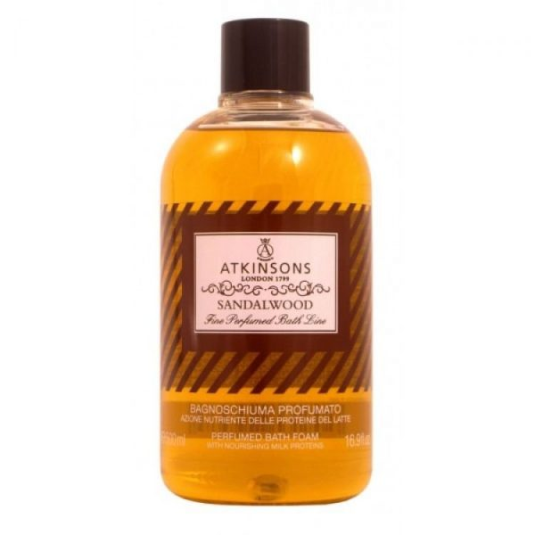 ATKINSONS BAGNOSCHIUMA SANDALWOOD