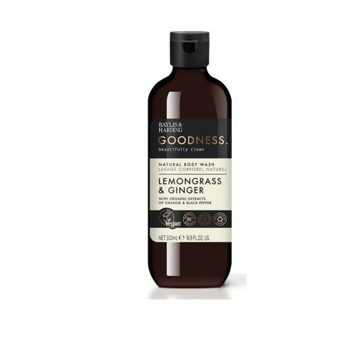 BAYLIS & HARDING GOODNESS LEMONGRASS & GINGER BODY WASH