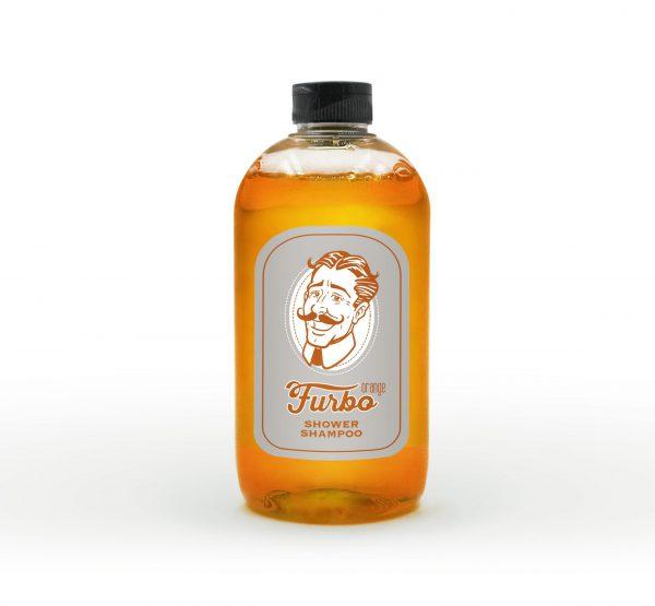 Furbo Vintage Orange  Doccia  Shampoo